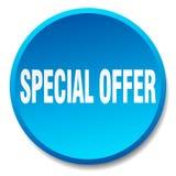 Botón de la oferta especial libre illustration