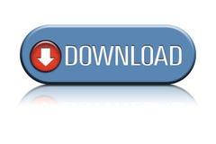 Botón de la transferencia directa Foto de archivo libre de regalías
