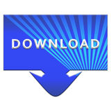 Botón de la transferencia directa Imágenes de archivo libres de regalías