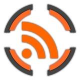 Botón de RSS libre illustration