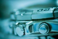 Botón de Watxh   Imagen de archivo libre de regalías