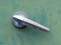 Botón del gabinete Fotografía de archivo libre de regalías