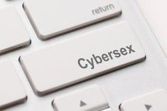 Botón del sexo en el teclado Fotografía de archivo