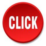Botón del tecleo stock de ilustración