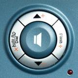 Botón del volumen imagen de archivo
