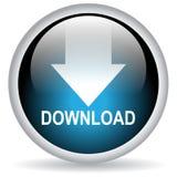 Botón del web de la transferencia directa libre illustration