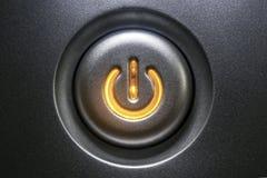 Botón espera Fotos de archivo