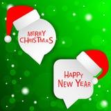 Botón festivo para el sitio Imagen de archivo