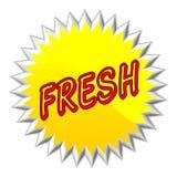 Botón fresco del Web Foto de archivo
