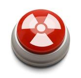 Botón nuclear imágenes de archivo libres de regalías