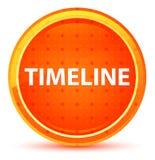 Botón redondo anaranjado natural de la cronología libre illustration