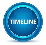 Botón redondo azul del globo del ojo de la cronología stock de ilustración