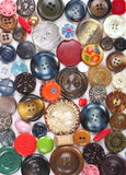 botões Imagem de Stock Royalty Free