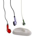 Botões da orelha com orelha Foto de Stock
