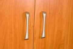 Botões das portas Imagem de Stock Royalty Free