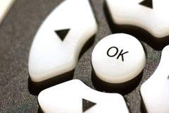 Botões de controle remoto Foto de Stock Royalty Free