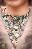 Botões de vidro originais Imagem de Stock Royalty Free