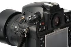 Botões do ajuste e seletor da seleção de modo da movimentação Foto de Stock Royalty Free