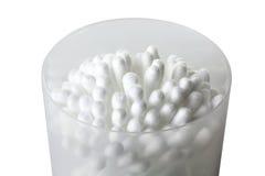 Botões do algodão Foto de Stock