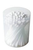 Botões do algodão Fotografia de Stock Royalty Free