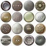 Botões do vintage Imagens de Stock