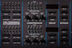 Botões no estúdio sadio Fotografia de Stock