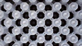 Botões pretos & brancos do papel de parede Fotografia de Stock Royalty Free