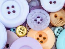 Botões redondos do fato Imagem de Stock Royalty Free