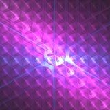 Botões roxos mágicos Fotografia de Stock