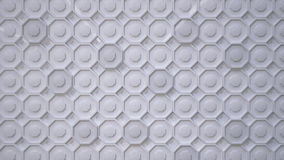 Botões vazios do papel de parede Imagens de Stock