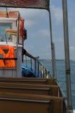 BOT στη θάλασσα Στοκ Φωτογραφία