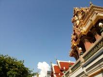 Bot en Wat Moli Fotos de archivo libres de regalías
