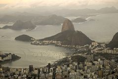 Botafogo Bay Stock Image