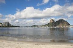 Botafogo Bay Rio de Janeiro Brazil Stock Image