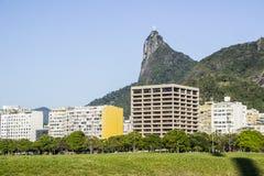 Botafogo-Bucht in Rio de Janeiro stockbild