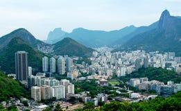 botafogo de janeiro Ρίο όψη Στοκ Εικόνες