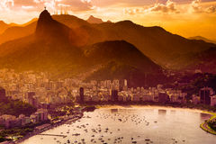 Botafogo neighborhood Stock Photo