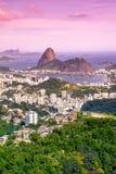 Botafogo neighborhood Stock Image