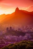 Botafogo sąsiedztwo Fotografia Royalty Free