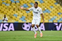 Botafogo 2, 3 x Santos definitywny wynik Obraz Royalty Free
