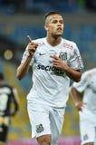 Botafogo 2, 3 x Santos definitywny wynik Fotografia Royalty Free