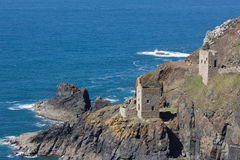 Botallack Mine Stock Images