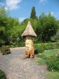 botan dekoracyjna postać gnomu treefolk Zdjęcie Stock