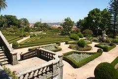Botancial trädgård - Lisbon arkivfoton