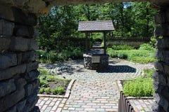 Botanial κήπος του Μόντρεαλ Στοκ φωτογραφία με δικαίωμα ελεύθερης χρήσης