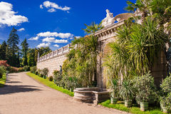 Botanic garden of palace Sans Souci Potsdam Germany Royalty Free Stock Photos