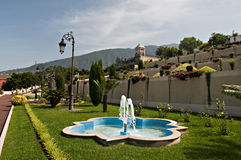 Botanic gardens Royalty Free Stock Photography