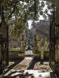 Botanic Gardens in Coimbra Royalty Free Stock Photo