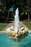Botanic House Fountain Stock Photos