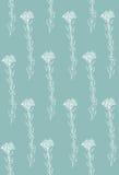 Botanic seamless texture Stock Images